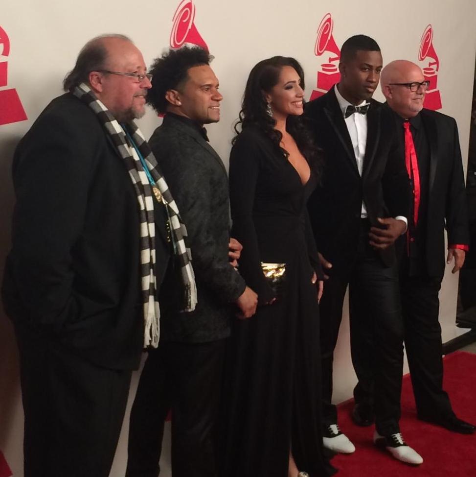 PALO! at the Latin Grammys, 2014