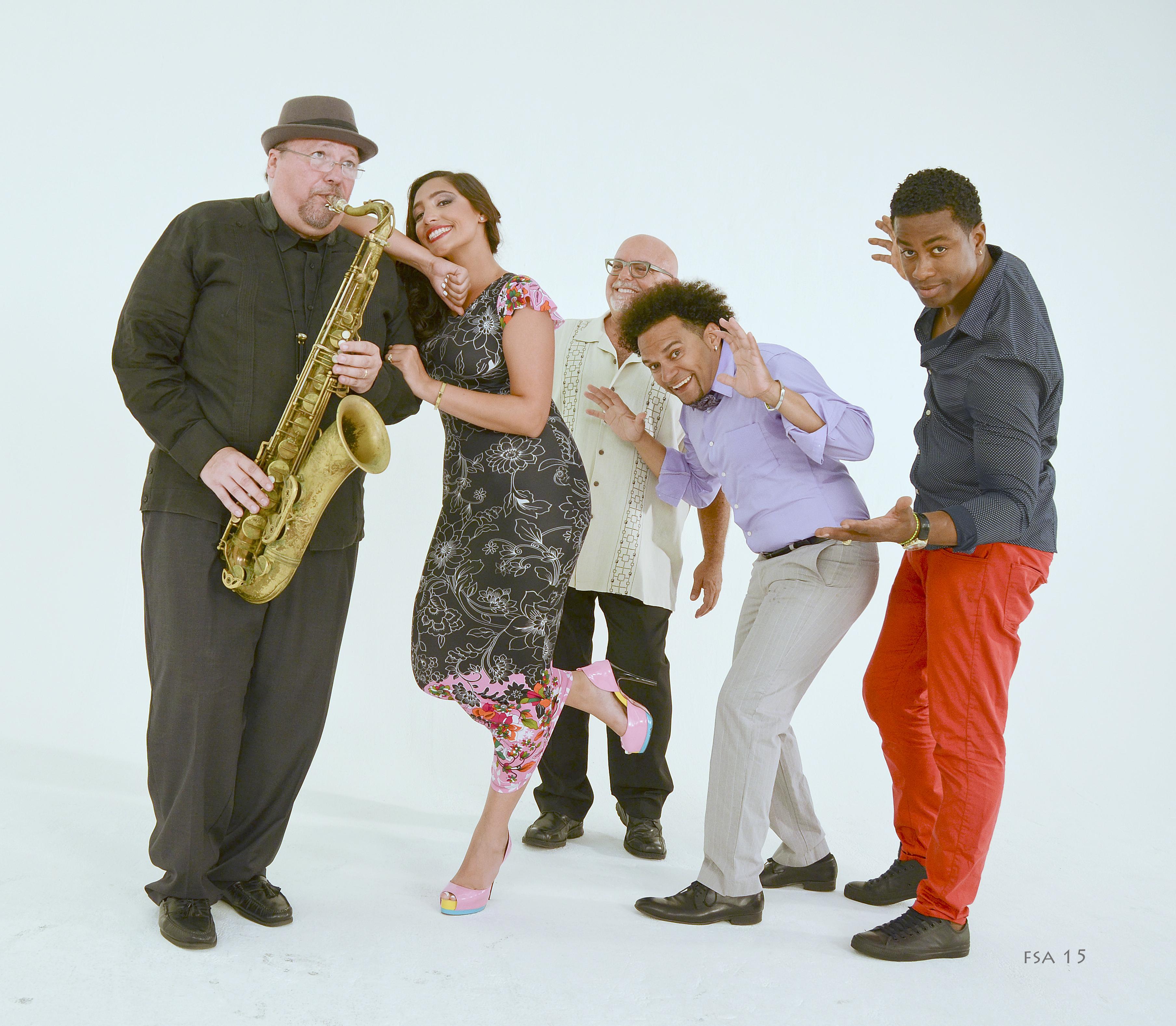 PALO! Afro-Cuban Funk Jazz Salsa Timba Jazz