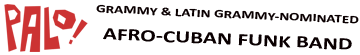 PALO! – Miami-based Afro-Cuban Funk Band Logo